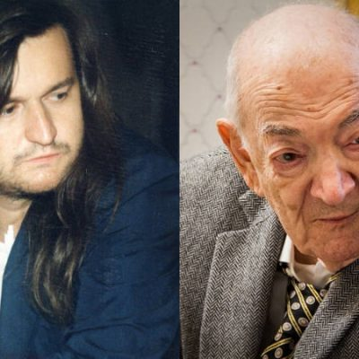 Víktor Korchnoi y Aleksandar Wohl