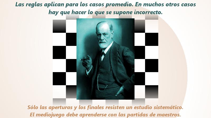 Freud y el ajedrez
