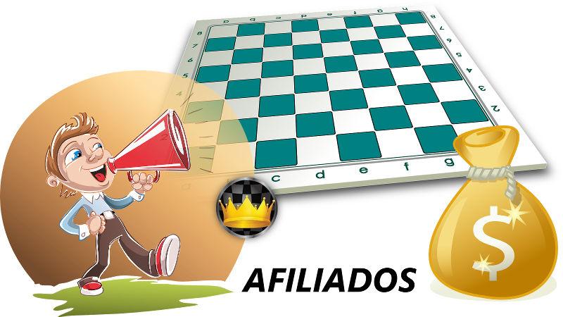 Programa de afiliados de Chess Teacher en español