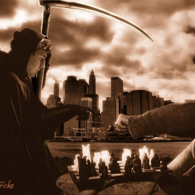 Magnus Carlsen y Sergey Karjakin luchando a muerte por el título mundial de campeón de ajedrez