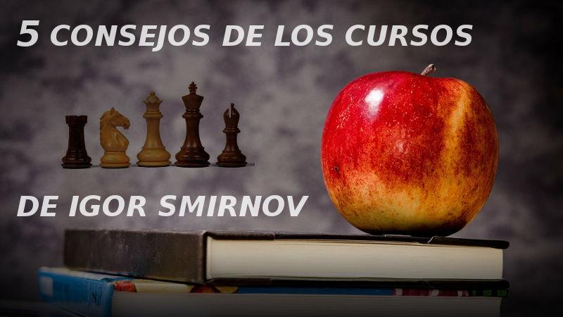 5 consejos de los mejores cursos de ajedrez en Internet