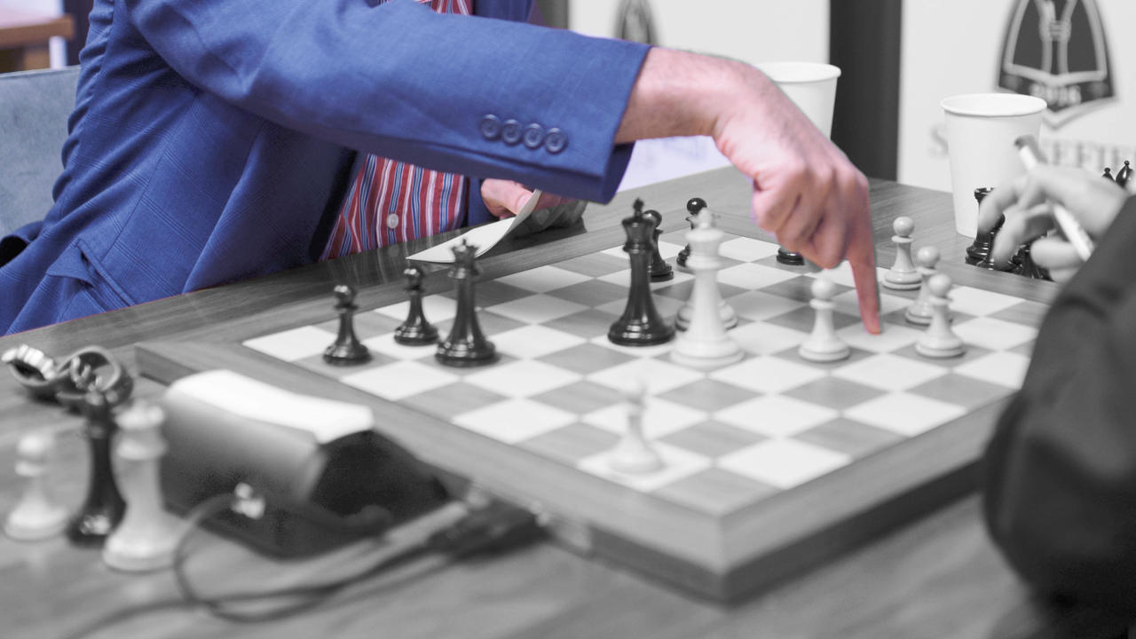 Estrategia de ajedrez: Casillas débiles