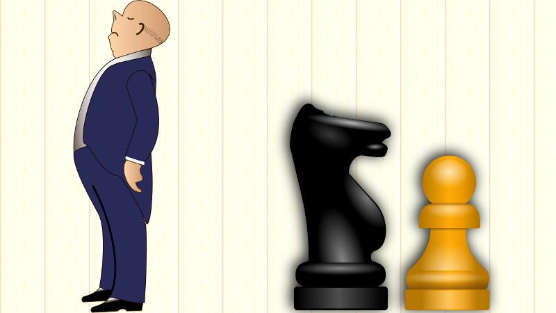 Freno en el desarrollo ajedrecístico