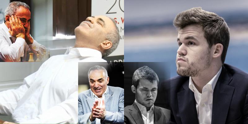 Nervios en el ajedrez
