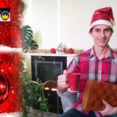 GM Igor Smirnov (el Chess Teacher en español) en Navidad