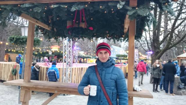 Igor Smirnov - Navidad en las calles