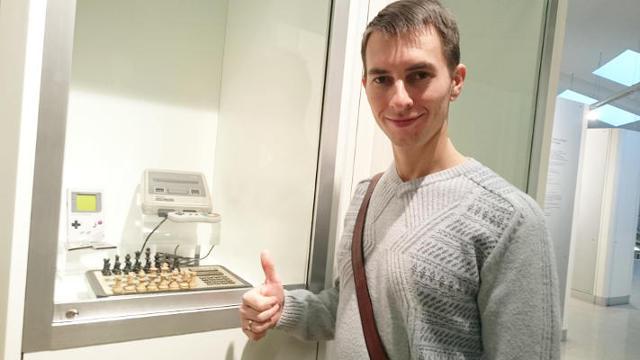 Igor Smirnov - máquina de ajedrez