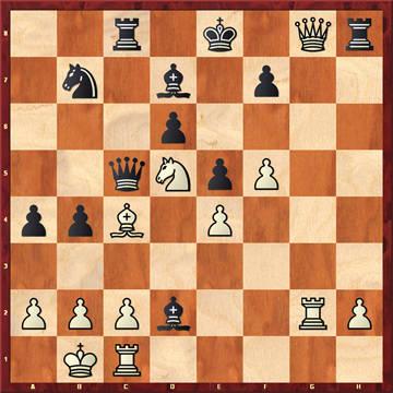 Jaque mate de Anand en Campeonato Mundial de Ajedrez Rápido 2017
