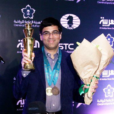 Vishy Anand, Campeón Mundial de Ajedrez Semi-Rápido en 2017