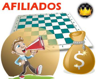 Afiliados ganan dinero con el ajedrez