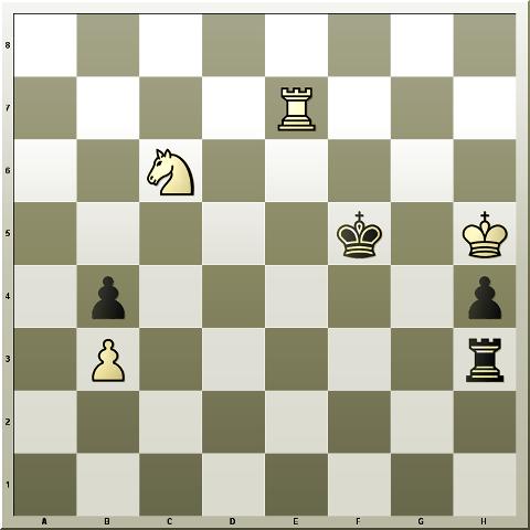 Final de partida entre Magnus Carlsen y Sergey Karjakin
