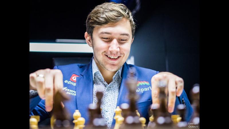 Sergey Karjakin experto en finales