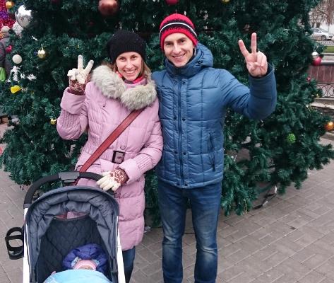 ¡Igor Smirnov feliz!