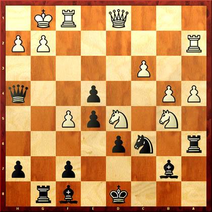 Partida de Kasparov ―Juegan las negras