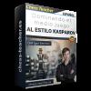 Dominando el medio juego al estilo Kasparov de la Academia de Ajedrez a Distancia