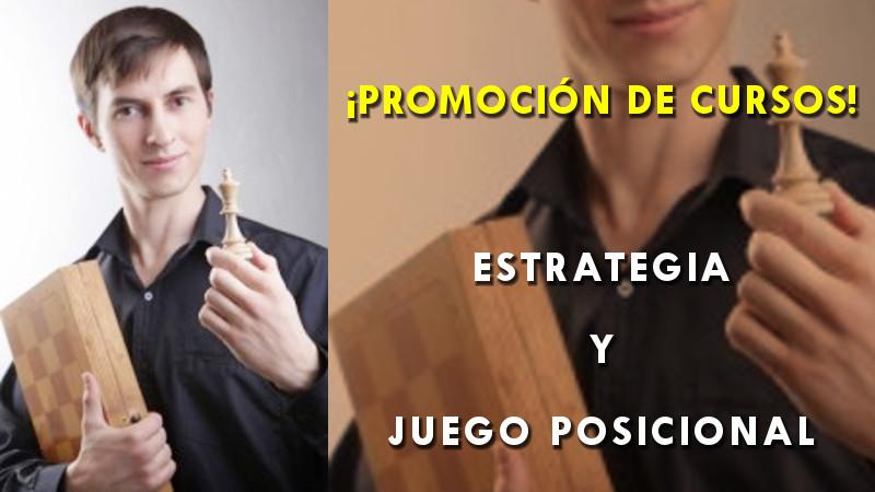 Promoción de cursos de estrategia y juego posicional