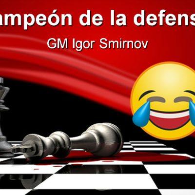 """Lección gratis del curso completo """"Campeón de la defensa"""""""