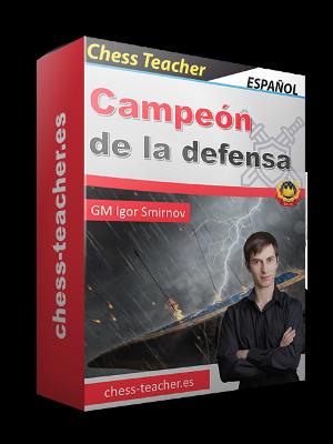 Campeón de la defensa