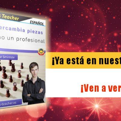 Nuevo curso: Intercambia piezas como un profesional