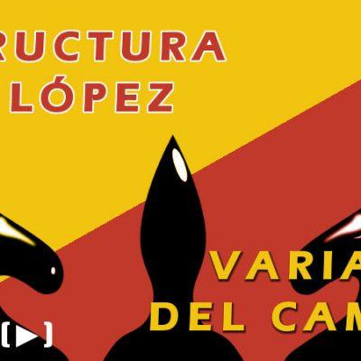 Estructura Ruy López
