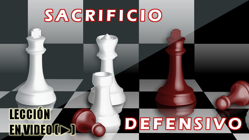 Sacrificio defensivo