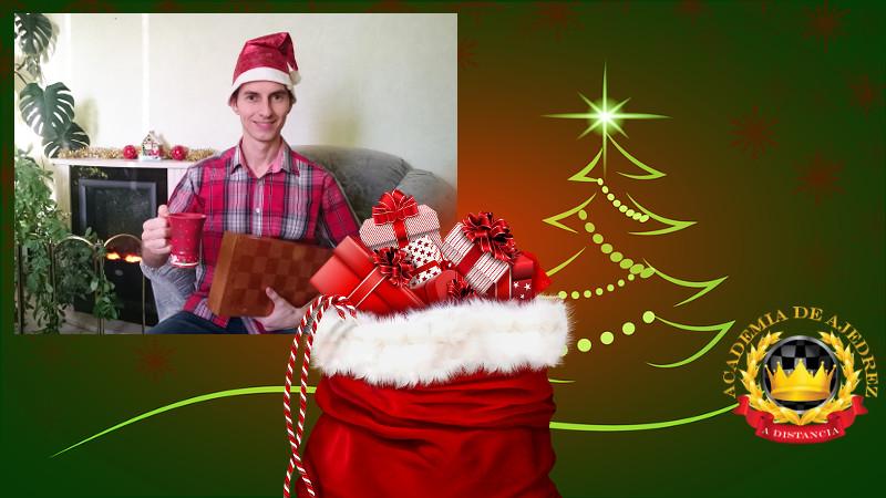 Feliz navidad: ¡Aquí está nuestro regalo!