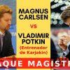 Ataque magistral: Carlsen destroza al entrenador de Karjakin