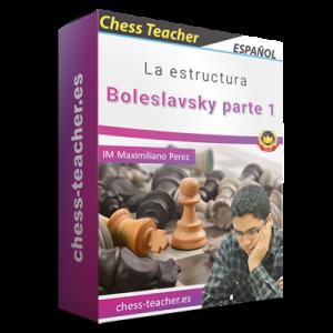 La estructura Boleslavsky de la Academia de Ajedrez a Distancia