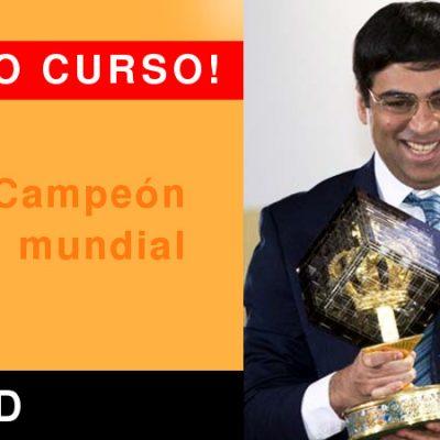 Nuevo curso de ajedrez de Anand