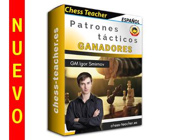 Nuevo curso de ajedrez: Patrones tácticos ganadores de la Academia de Ajedrez a Distancia